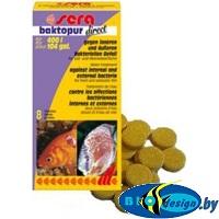 Лекарство для рыб SERA baktopur direct 1 таблетка