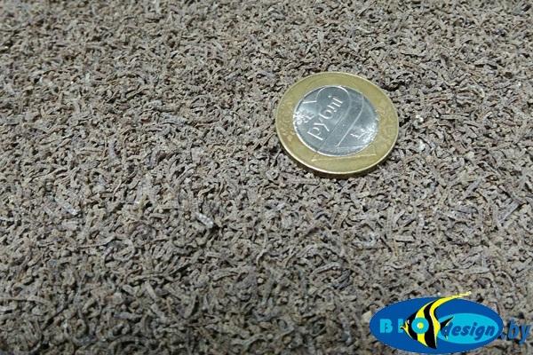 Сухой мотыль barbus 1 литр (расфасовка)