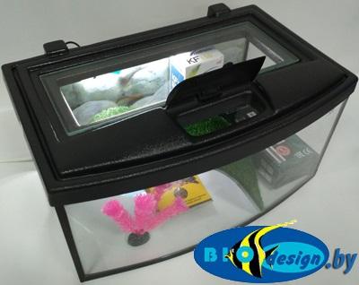 купить Террариум панорама для красноухих черепах ТВ-20 литров (комплект)