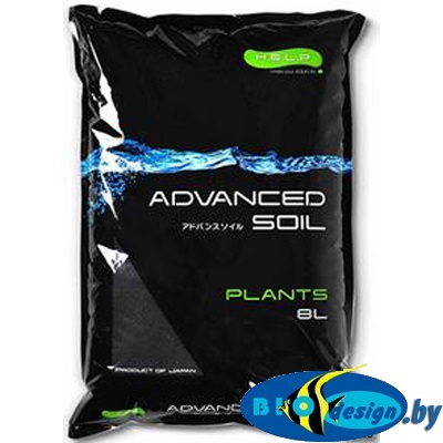 Аквариумный грунт H.E.L.P. ADVANCED SOIL PLANTS 8 л (для аквариума с растениями)