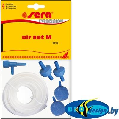 Набор аксессуаров для компрессора Sera AIR SET M