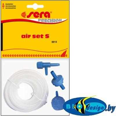 Набор аксессуаров для компрессора Sera AIR SET S