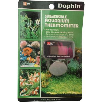 Погружной аквариумный термометр Dophin