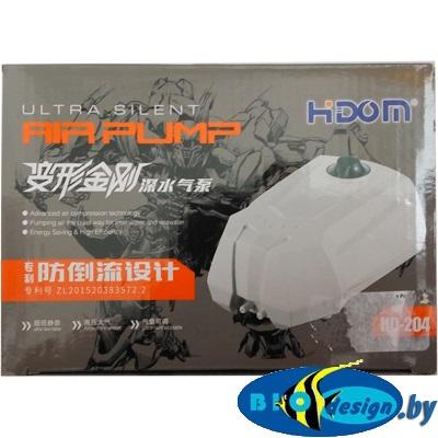 Воздушный компрессор Hidom HD-204