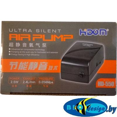 Воздушный компрессор Hidom HD-550