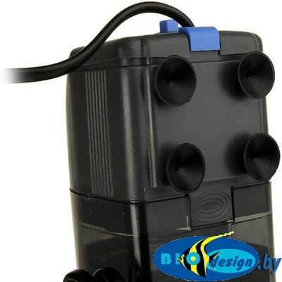купить в Минске Dophin F-1200 KW фильтр внутренний с регулятором и углем