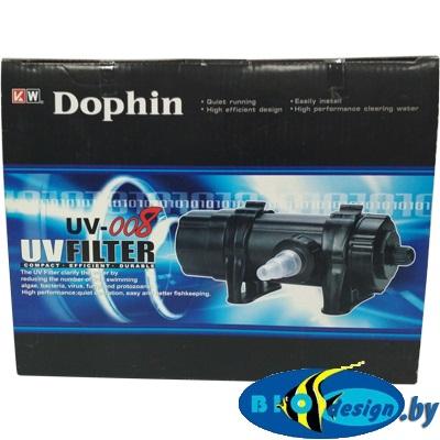 купить Стерилизатор Dophin UV-008 Filter (7W)