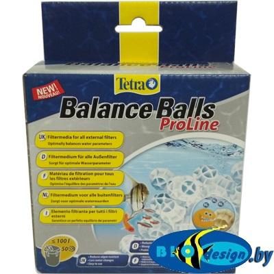 Tetra Balance Balls Proline 0,44 л (50 шариков) - наполнитель для внешних фильтров