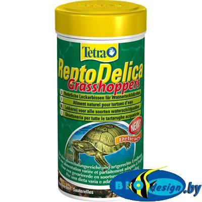 TETRA ReptoDelica Grasshoppers 250 мл деликатес из кузнечиков