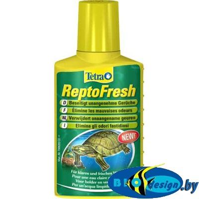 TETRA ReptoFresh 100 мл жидкость для ухода за водными черепахами