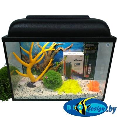 купить аквариум комплект в Минске