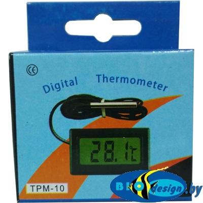Термометр цифровой ТРМ-10, с датчиком