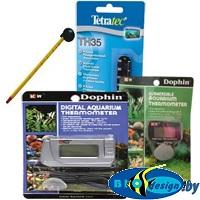 Градусники, термометры для аквариума