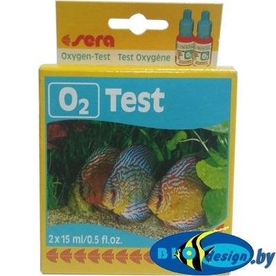 Sera O2-Test - тест на кислород