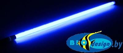 Подсветка подводная Submersible Light Blue Color (30cm) (6W) голубая
