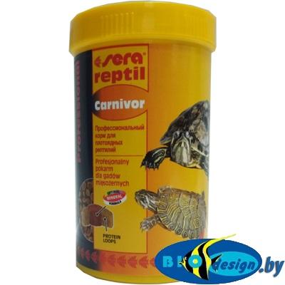 Sera Reptil Professional Carnivor 250ml/85g (для рептилий)