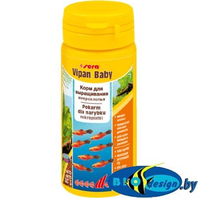 Sera Vipan baby 50ml/30g для мальков