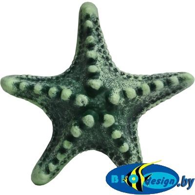 Звезда малая (зелёный) К-01з