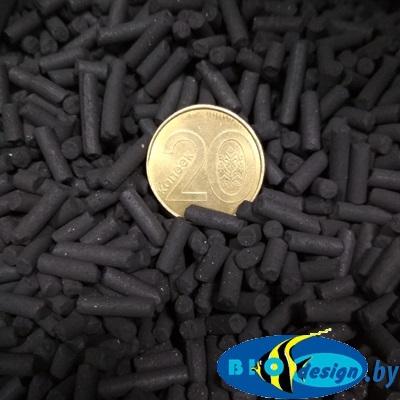 Наполнитель уголь Hailea Super Carbon 1 кг на развес