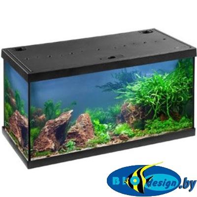 Aквариум EHEIM aquastar 54 LED Черный (лампы LED)