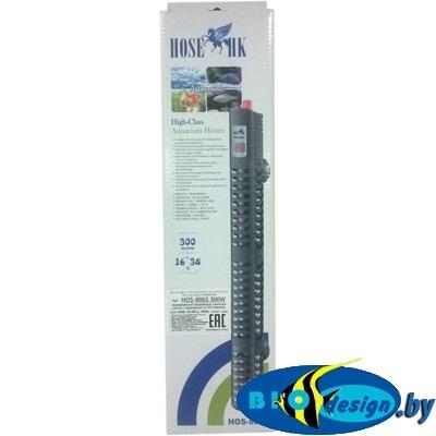 Нагреватель премиум класса с терморегулятором и LED индикацией HOS-806S 300W (кварцевое стекло)