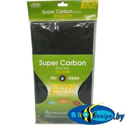 Super Carbon filtering pad 10*18 / Угольная подушка 10 x 18 дюймов