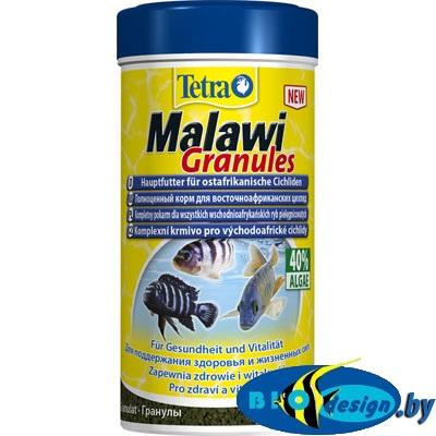 Tetra Корм для рыб Malawi Granules гранулы, 250мл