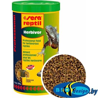 Sera Reptil Herbivor 80g