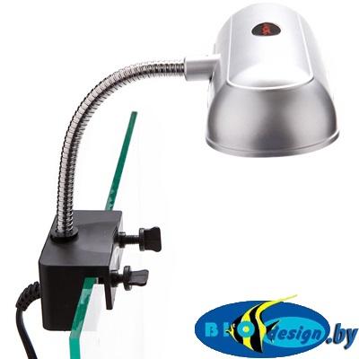 Светильник Xilong Mini Aquarium Light 11Вт СИЛОНГ XL-11W серебро
