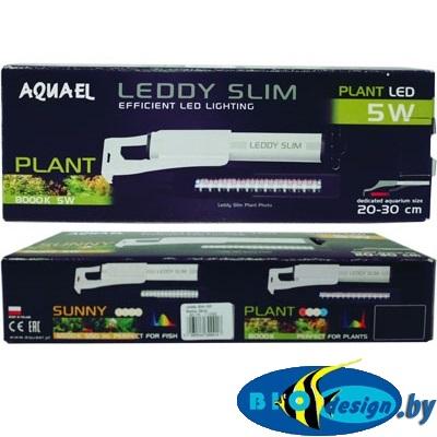 Светодиодный светильник Leddy Slim Plant 5 W (8.000 K) 20-30 см