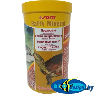 Sera Raffy Mineral 1000ml/250g гранулы (1895)
