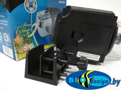 Автоматическая кормушка для аквариума (ZW-82)