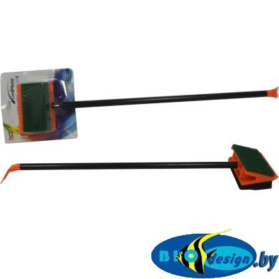 MC-110 18 Dophin Scraper, Скребок с губкой 46 см (KW)