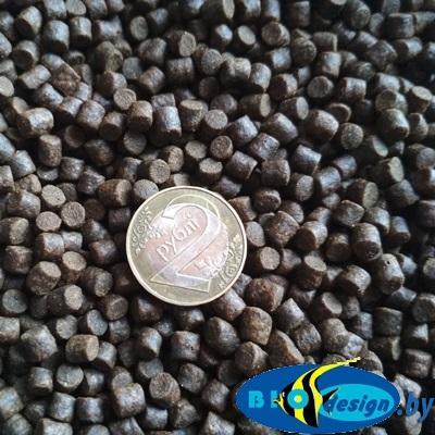 Корм для осетровых прудовых рыб Le Gouessant Sturgeon Grower №5 (Франция) развес 1 литр