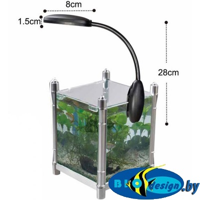 Светильник для аквариума DOPHIN 8LED (KW)