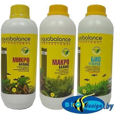 Удобрения для растений Aquabalance