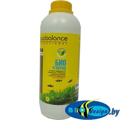 Удобрение для растений Aquabalance Био-углерод + альгицид 1 л