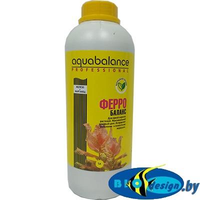 Удобрение для растений Aquabalance Ферро-баланс 1 л
