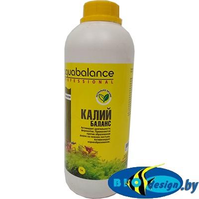Удобрение для растений Aquabalance Калий-баланс 1 л