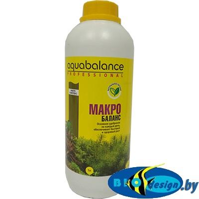 Удобрение для растений Aquabalance Макро-баланс 1 л