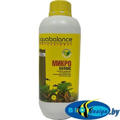 Удобрение для растений Aquabalance Микро-баланс 1 л