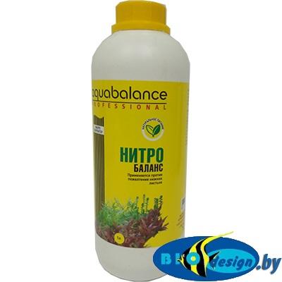 Удобрение для растений Aquabalance Нитро-баланс 1 л