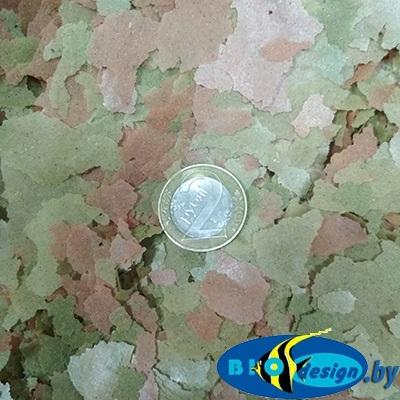 Ежедневный хлопьевидный корм АКВА МЕНЮ ТРОПИ (расфасовка) 1 литр