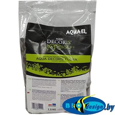 Минеральный субстрат AQUA DECORIS FLORA 1.5 кг