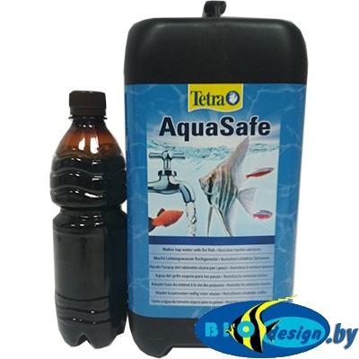 Средство для создания естественных условий для рыб Tetra AquaSafe 500 мл (на разлив)