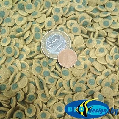 Tetra Pleco Veggie Wafers корм для травоядных донных рыб (расфасовка) 0.5 литра