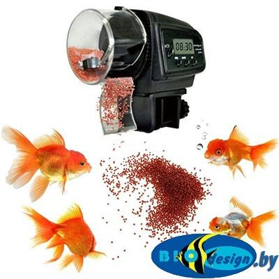 Корма для аквариумных рыб