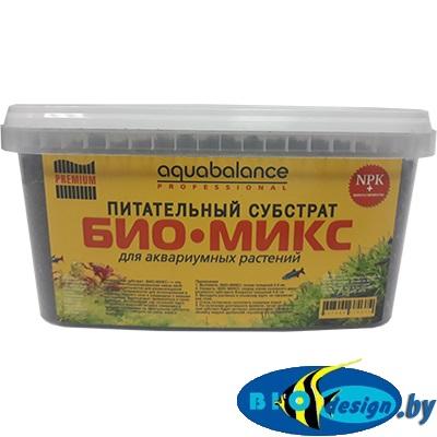 Питательный субстрат Био-Микс 3.3 литра на аквариум 40-70 литров