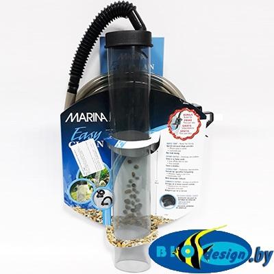 Сифон для чистки аквариумного грунта Hagen со шлангом 25,5 см модель 11061