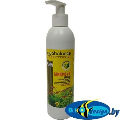 Aquabalance Микро-баланс+К 250 мл - удобрение для растений